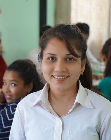 Bhawani Neupane - SIYB Student