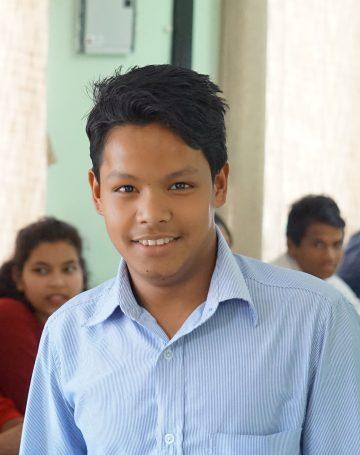 Karna Singh Dhami - SIYB Student